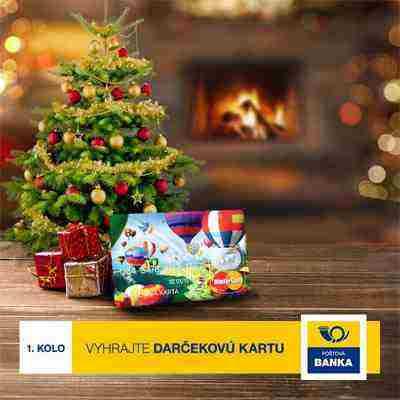 Súťaž o 2 darčekové karty s kreditom 20€
