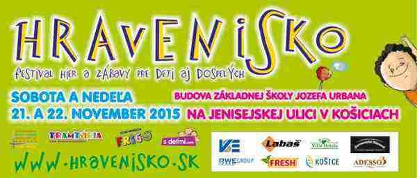 Súťaž o VIP vstup na Hravenisko 2015