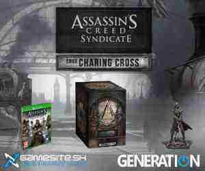 Súťaž o Xbox AC: Syndicate Charing Cross Edition