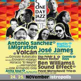 Súťaž o lístky na One Day Jazz Fest