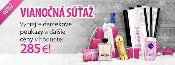 Vianočná súťaž na Elnino.sk