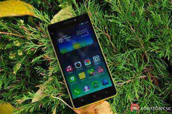 Vyhrajte špičkový smartfón Lenovo K3 Note