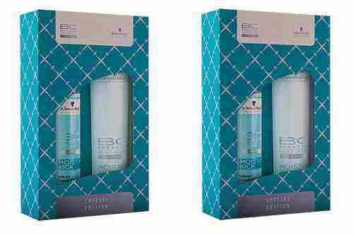 Vyhrajte 2 balíčky vlasovej kozmetiky BC Moisture Kick