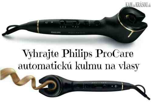 Vyhrajte Philips ProCare automatickú kulmu na vlasy