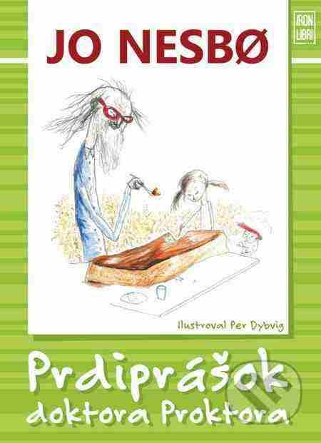 Vyhrajte kolekciu detských kníh Jo Nesba s podpisom autora!