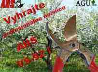 Vyhrajte profesionálne záhradnícke nožnice ARS VS-9Z