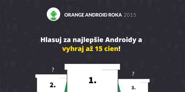 Orange Android Roka 2015