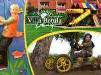 Súťaž o 5 vstupov na detské ihrisko BABYLAND VILLA BETULA