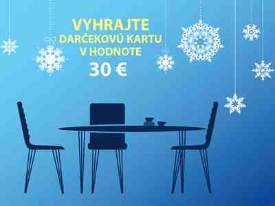 Adventná súťaž JYSK Slovensko Vyhrajte darčekovú karu v hodnote 30€