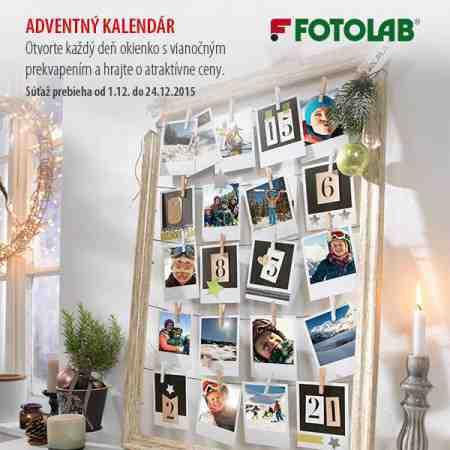 Adventný kalendár Fotolabu