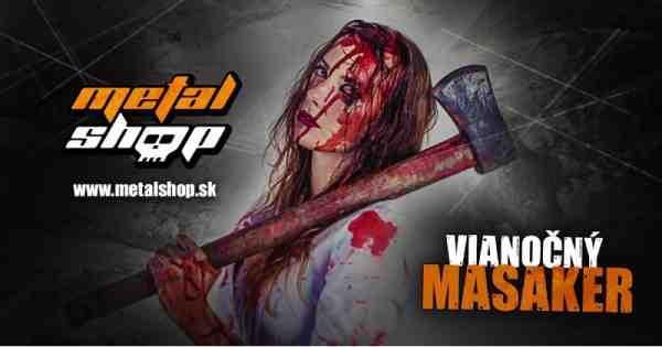 Metalshop.sk vám dá 2 x 20€