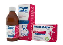 Súťaž o balíčky nabité imunitou od Imunoglukanu P4H®