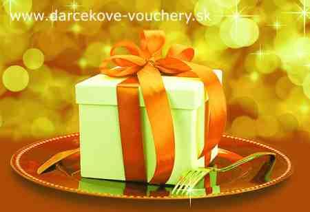 Súťaž o darčekové karty na nákup voucheru do reštaurácie