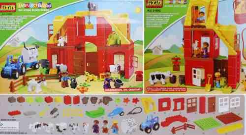 Súťaž o detskú stavebnicu Farma