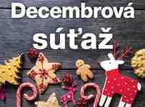 Súťaž na december o najlepší recept