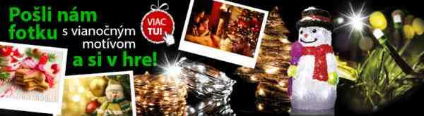 Vianočná fotosúťaž s EMOSom