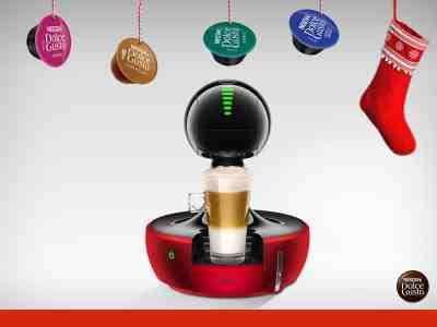 Vianočná súťaž o kávovar Drop