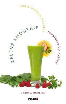 Vyhrajte knižku Zelené smoothie - revolúcia vo výžive