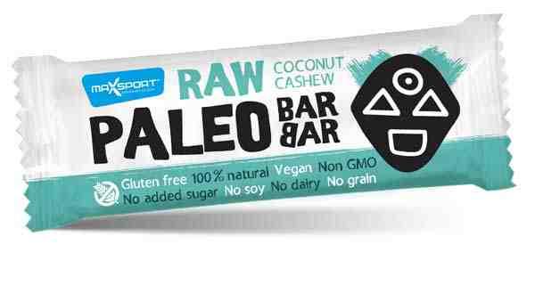 Hrajte o balík raw tyčiniek Paleo Barbar!
