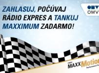 OMV – Natankujte zadarmo a získajte maxximum