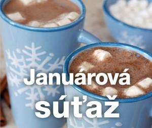 Súťaž na január o najlepší recept
