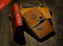 Súťaž o cestovateľský vintage zápisník