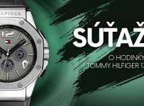Súťaž o hodinky Tommy Hilfiger