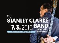 Súťaž o lístky na koncert THE STANLEY CLARKE BAND