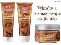 Vyhrajte 3x balíček telovej kozmetiky Dermacol Aroma Ritual Írska káva