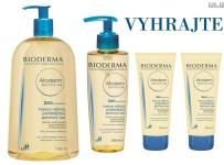 Vyhrajte luxusný Atoderm Sprchový olej od značky BIODERMA