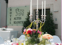 Vyhrajte romantickú valentínsku večeru v hoteli Altes Kloster v Hainburgu!