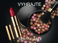 Vyhrajte sadu dekoratívnej kozmetiky Giordani Gold od Oriflame!