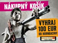 Hraj o nákupnú poukážku do predajní Hornbach v hodnote 100 EUR!