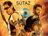 Súťaž k filmovej novinke - BOHOVIA EGYPTA