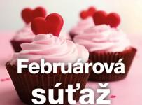 Súťaž na február o najlepší recept
