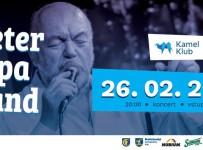 Súťaž o 2 vstupenky na koncert PETER LIPA & BAND
