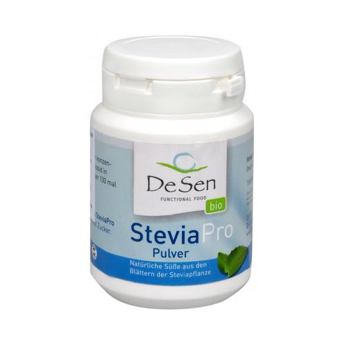 Súťaž o 2x DeSen - prášok z rastliny Stevia rebaudiana