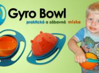 Súťaž o tri Gyro Bowl misky pre deti