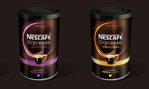 Súťažte o kávový balíček s 3 dózami NESCAFÉ Espresso