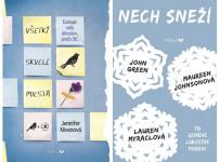 Súťažte o dve zaujímavé knihy pre mládež