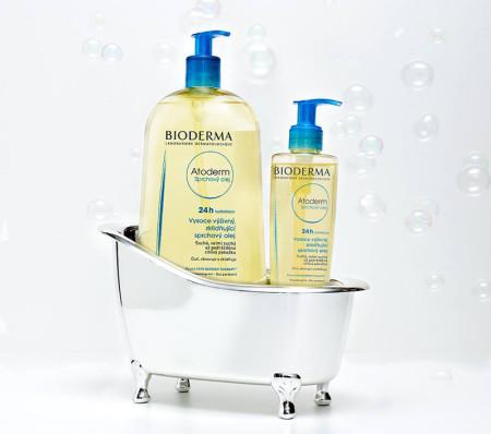 Vyhrajte luxusným Atoderm Sprchovým olej
