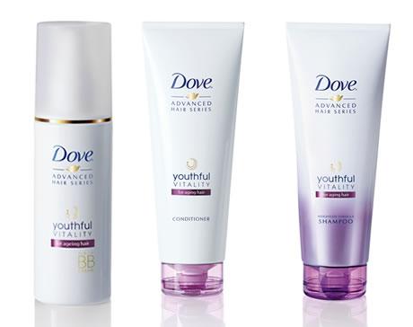 Vyhrajte vlasovú kozmetiku Dove