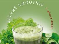 Vyhrajte zdravú knižku Zelené smoothie 7-dňový detox