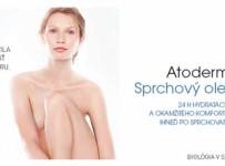 Vyhrajte luxusný Atoderm Sprchový olej