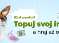 Topuj inzerát a hraj až o 2000€