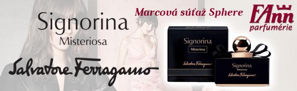 Februárová súťaž s partnerom Salvatore Ferragamo