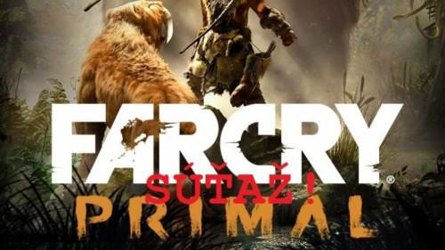 Súťaž Far Cry Primal s Gamesite.sk