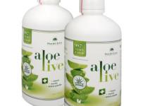 Súťaž o šťavu AloeLive 1000ml značky Pharma Activ