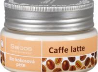 Súťaž o bio kokosový olej Caffe latte zn. Saloos!