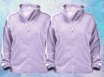 Súťaž o dve detské flísové mikiny Jacket Manitoba